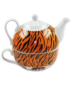 Tea for one Safari set